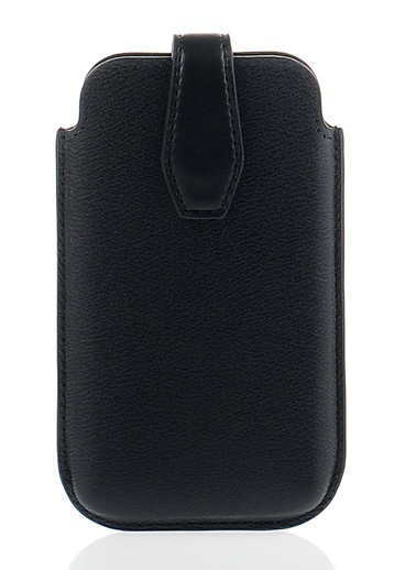 Smythson Cep Telefonu Aksesuarı Siyah